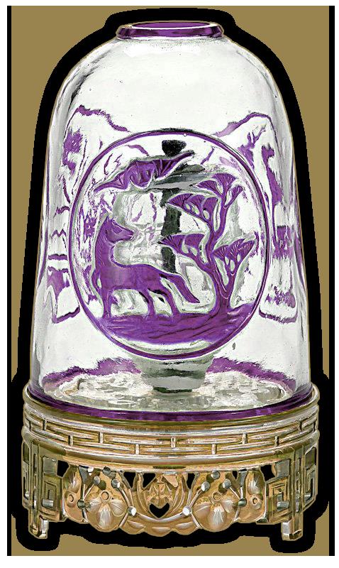 Traditional Opium Lamp