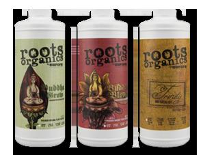 Roots Organics Nutrients