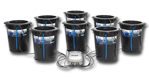 RootSpa DWC Hydroponic Systems
